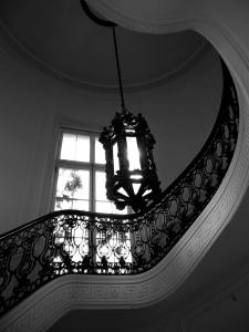 Guggenheim Staircase