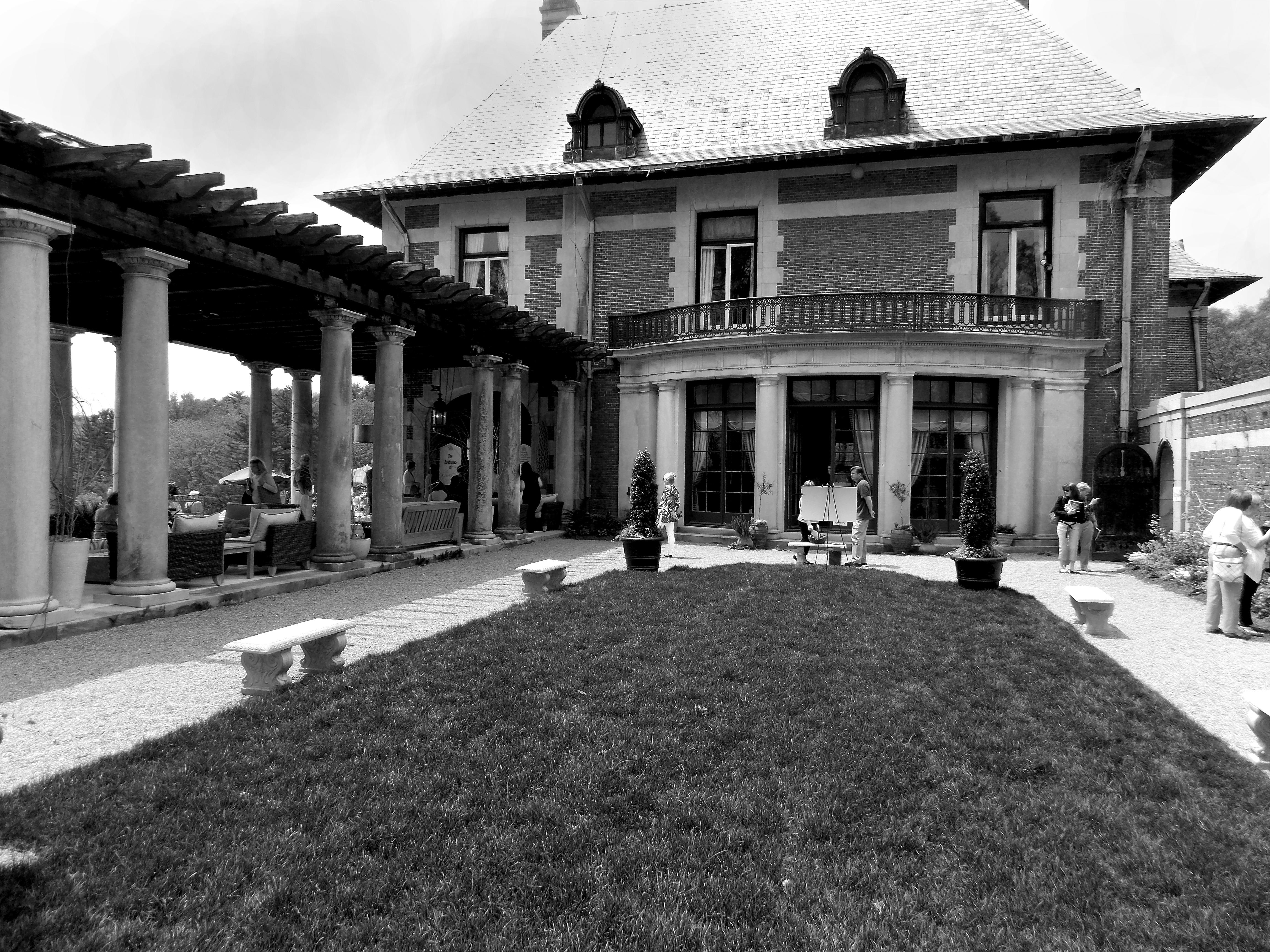 Blairsden Mansion Bonus Photos The Gilded Butler