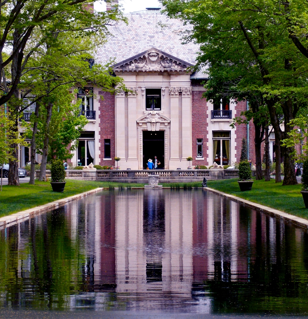 Blairsden Mansion Peapack Gladstone New Jersey The