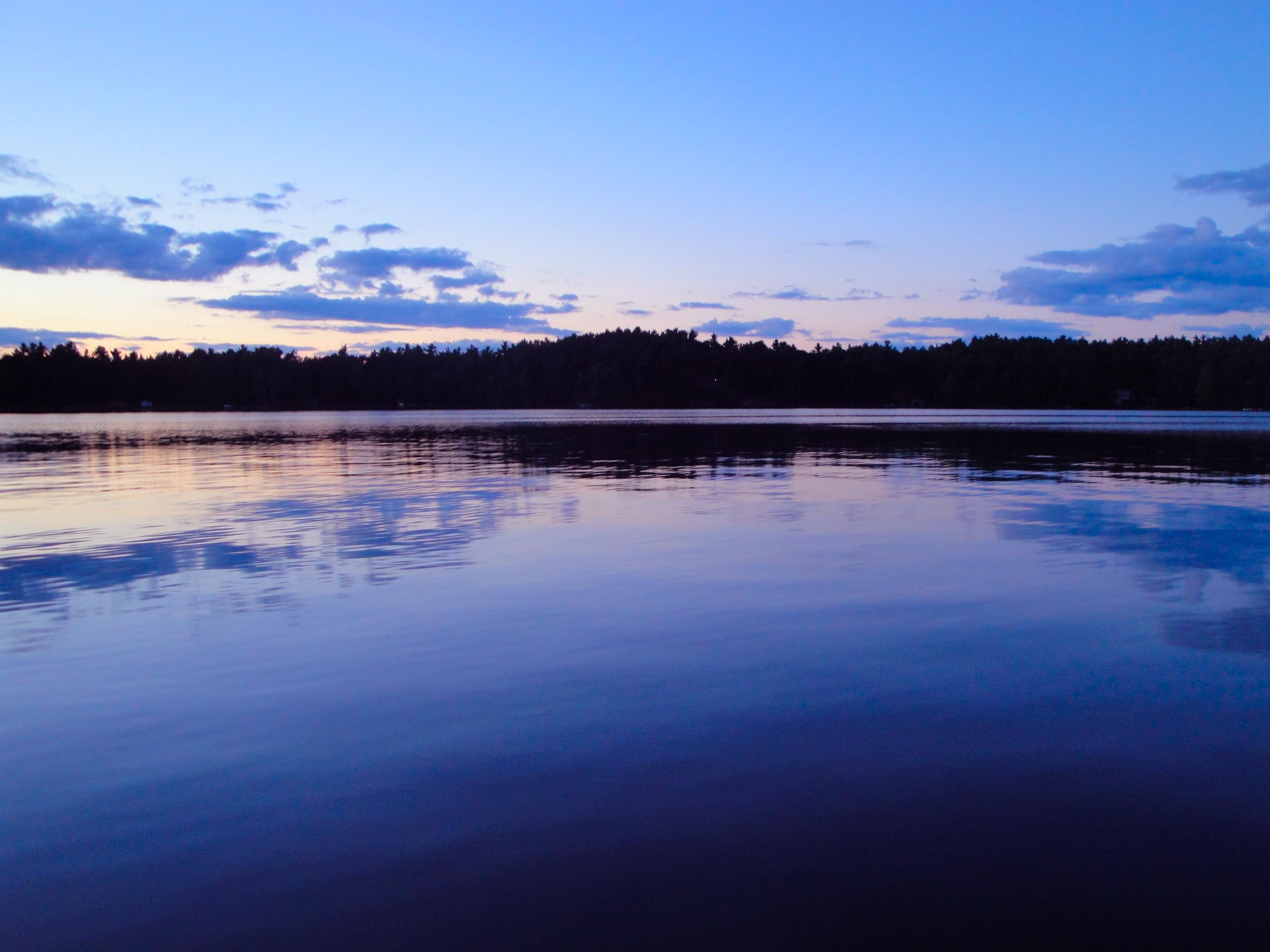 Fishing Newboro Lake, Ontario | Newboro Lake Fishing ...
