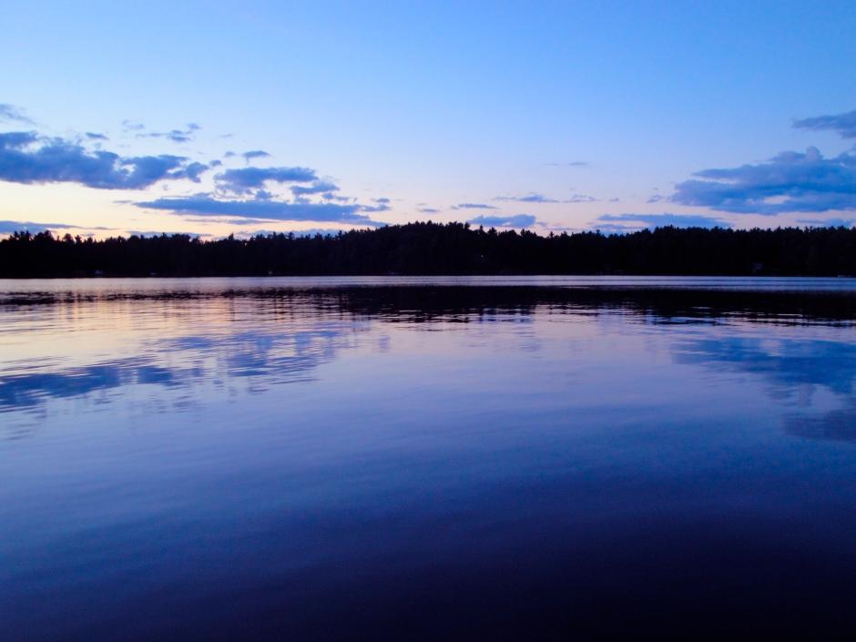 Newboro Lake, Ontario