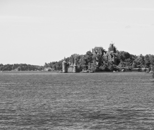 Boldt Castle, St. Lawrence River- New York (USA/CAN border)