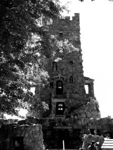 Alster Tower- Originally served as temporary residence while Boldt Castle was being built.