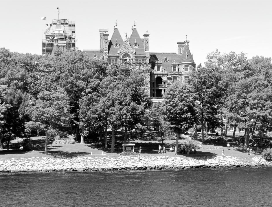 Boldt Castle, Heart Island