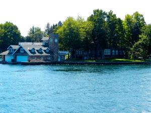 Alexandria Bay home.