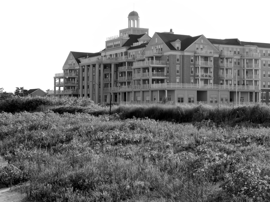The Essex and Sussex Hotel.