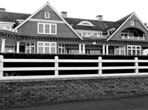 Beautiful, ocean front home along Ocean Ave.
