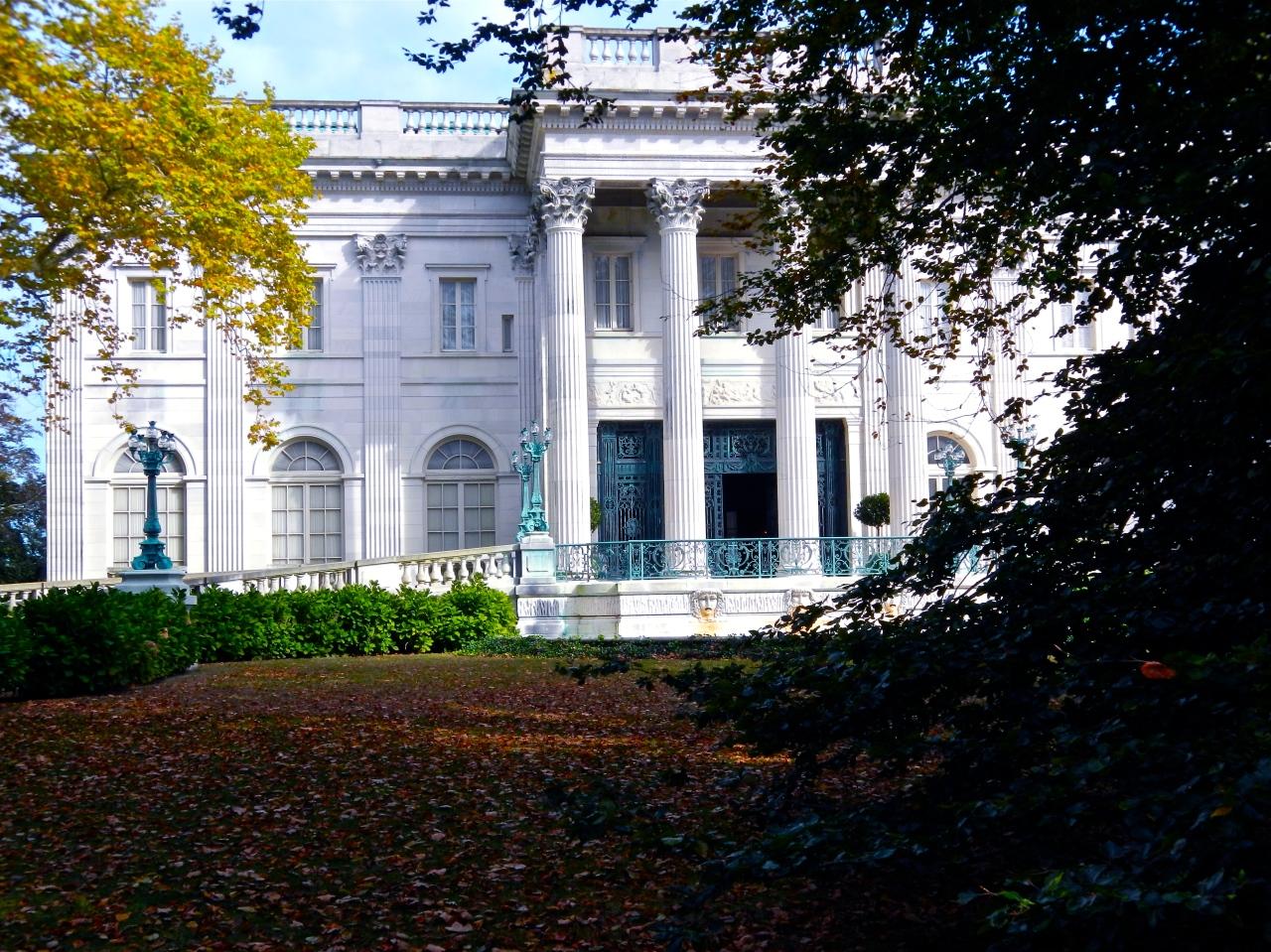 Marble House Newport Rhode Island The Gilded Butler