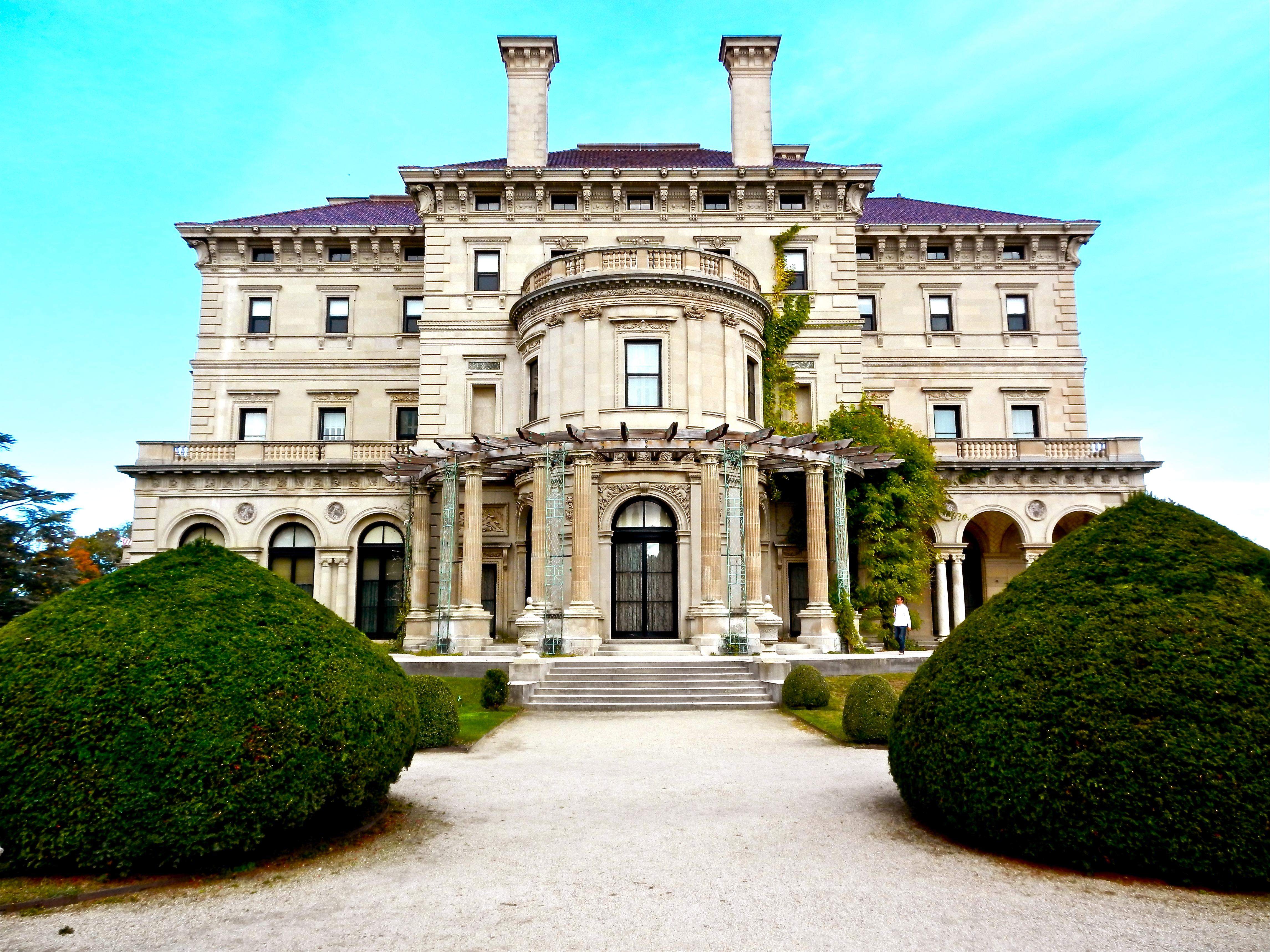 The Breakers Newport Rhode Island The Gilded Butler