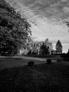 vinland - The Twombly's Newport mansion